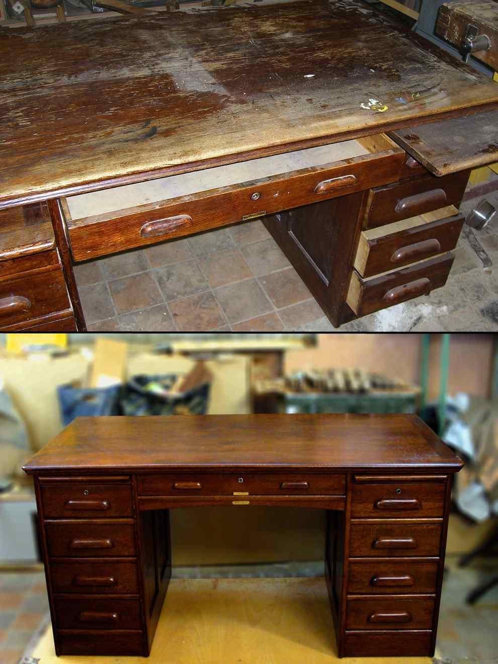 Как сделать столик из старого шифоньера