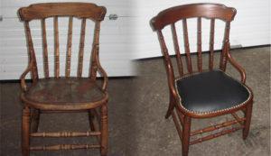 Перетяжка стульев на дому недорого в Ногинске